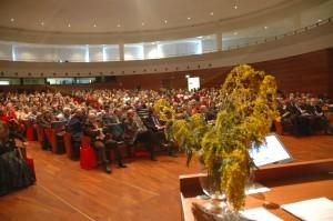 platea 16°Congresso Cgil, 2-3 marzo 2010