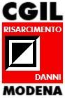 Ufficio risarcimento danni Cgil Modena