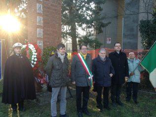 9.1.17, 67° eccidio Fonderie Riunite Modena