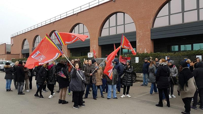 Edis, sciopero 20.2.17