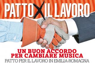 Patto per il lavoro in Emilia-Romagna (2015)