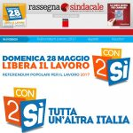 Referendum Lavoro 2017 - Rassegna.it