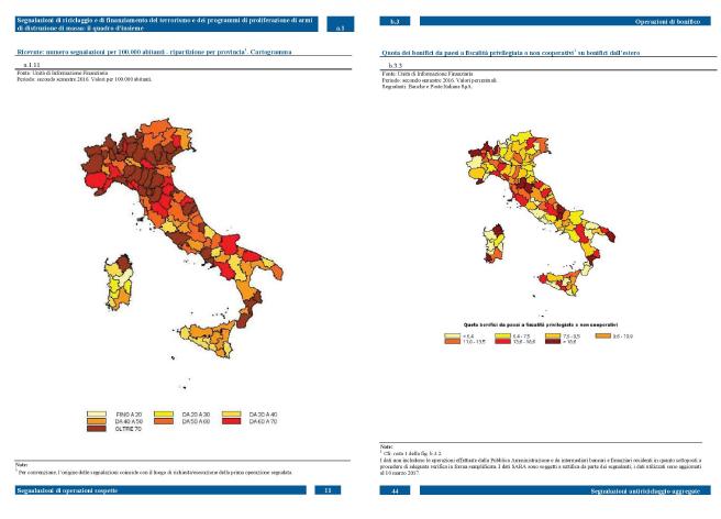banca d italia raccoglie picchi di segnalazioni antiriciclaggio da