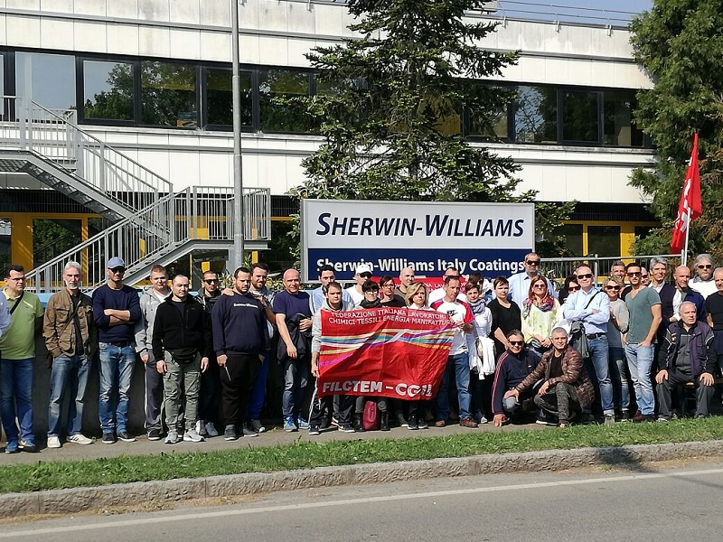Presidio presso Sherwin Williams