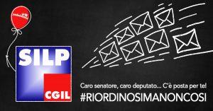 #riordinosimanoncosi, riordino carriere forze polizia