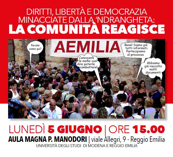 democrazia minacciata da infiltrazioni 'ndrangheta 5.6.17