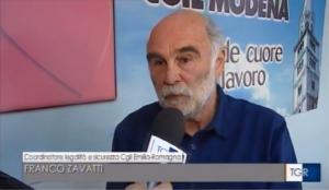 Franco Zavatti - Cgil Modena
