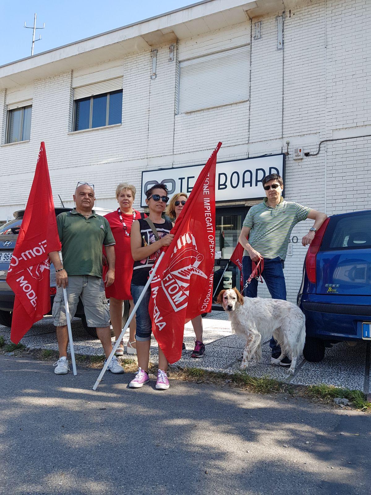 Presidio Techboard srl Modena