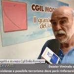 Dossier Viminale Ferragosto - Legalità e sicurezza Cgil ER
