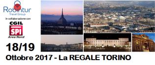 gita Torino e Reggia Venaria 18-19 ottobre 2017