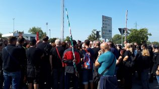 sciopero Glem Gas 13.9.17