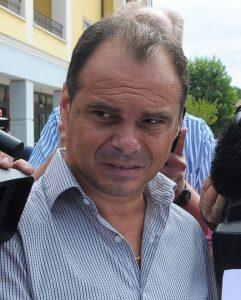 Cesare Pizzolla, segretario generale Fiom Cgil Modena