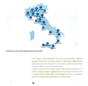 mappatura segnalazioni