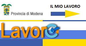 Il mio lavoro - Provincia di Modena