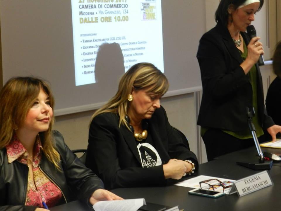 iniziativa contro molestie nei luoghi di lavoro, 27.11.17