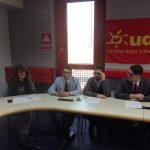 Università Aperta, conferenza stampa Udu Modena, 17.11.17