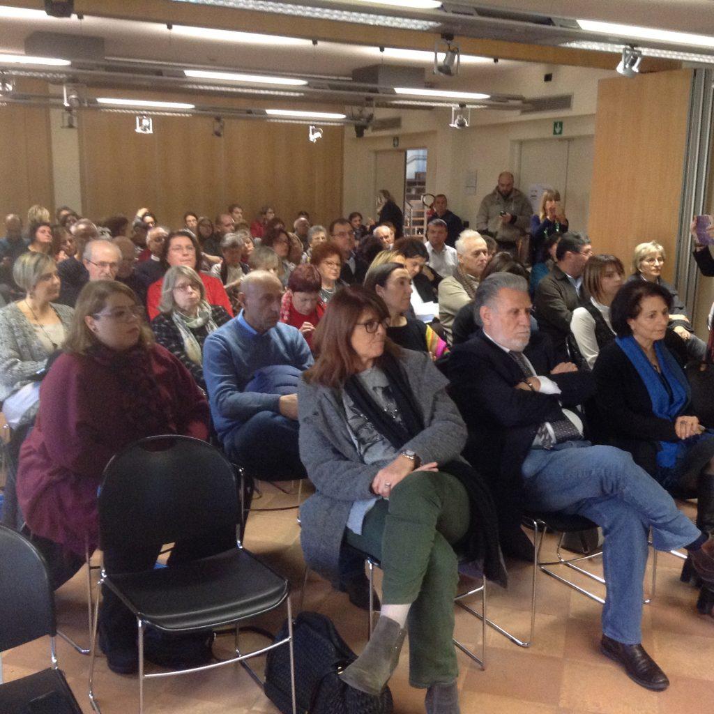 iniziativa contro molestie luoghi lavoro, 27.11.17