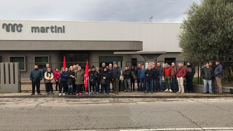 Martini Sas Concordia sciop 6.11.17