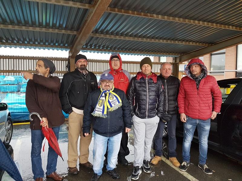 presidio C.B.S Group Spilamberto, 7.11.17