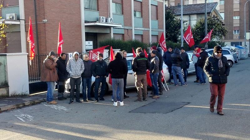 sciopero Friz Hansberg 27.11.17