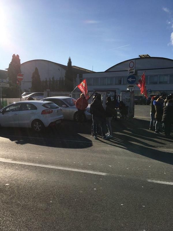 Ascot ceramiche sciopero