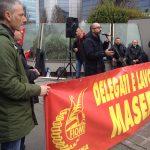 Maserati sciopero marzo 2016
