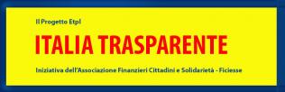 Italia trasparente - Progetto Etpl - Ficiesse