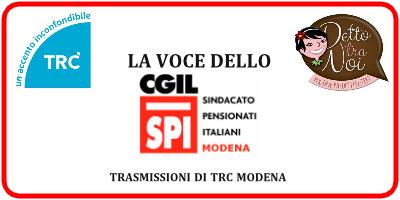 La voce dello Spi su Trc Modena