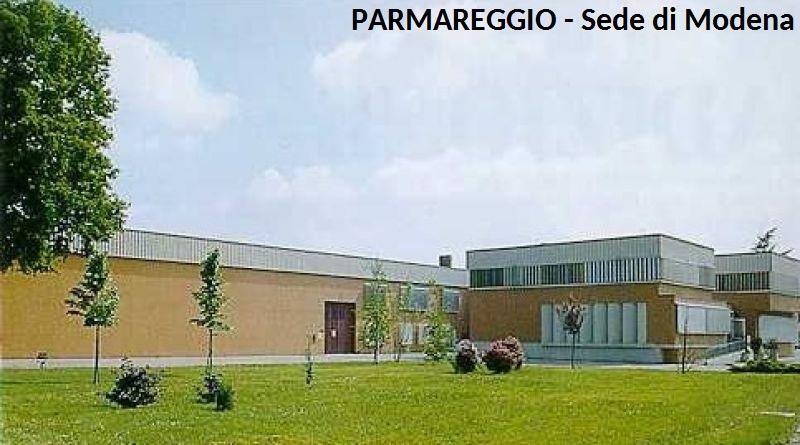 Parmareggio, la sede di Modena