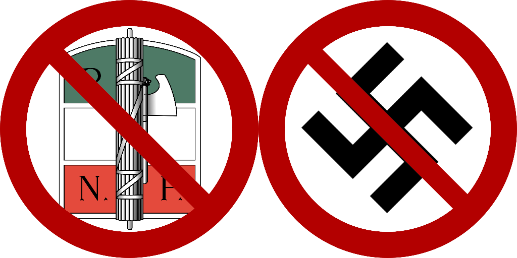 NO fascismi - NO nazismi