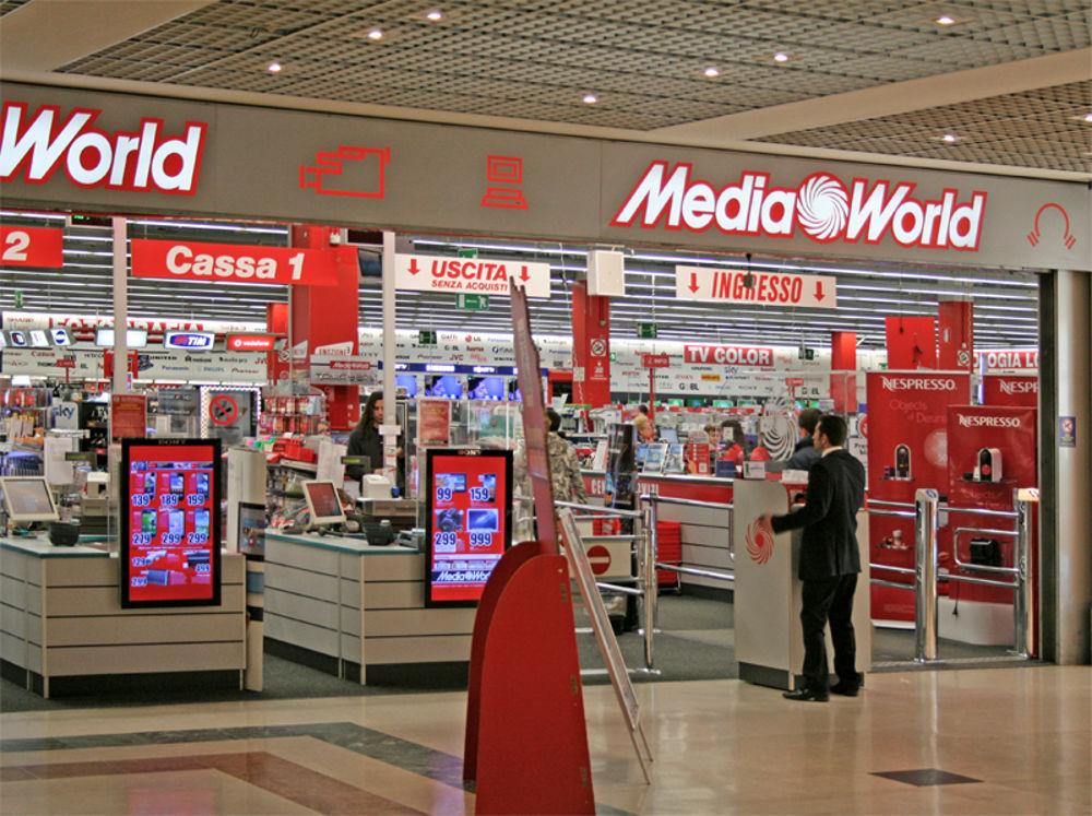 Mediaworld presso Grand'Emilia a Modena