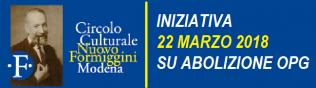 incontro su opg 22.3.18 circolo Nuovo Formiggini