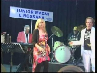 Rossana e Junior Magni