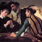I bari dipinto di Caravaggio