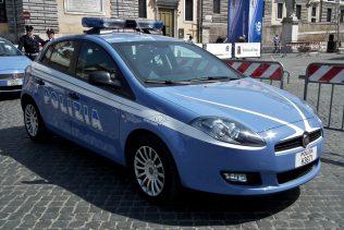 Volante Polizia di Stato