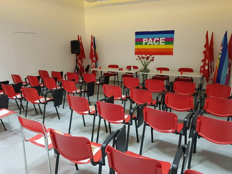 inaugurazione nuova sede Cgil S.Felice s.Panaro 26.4.18
