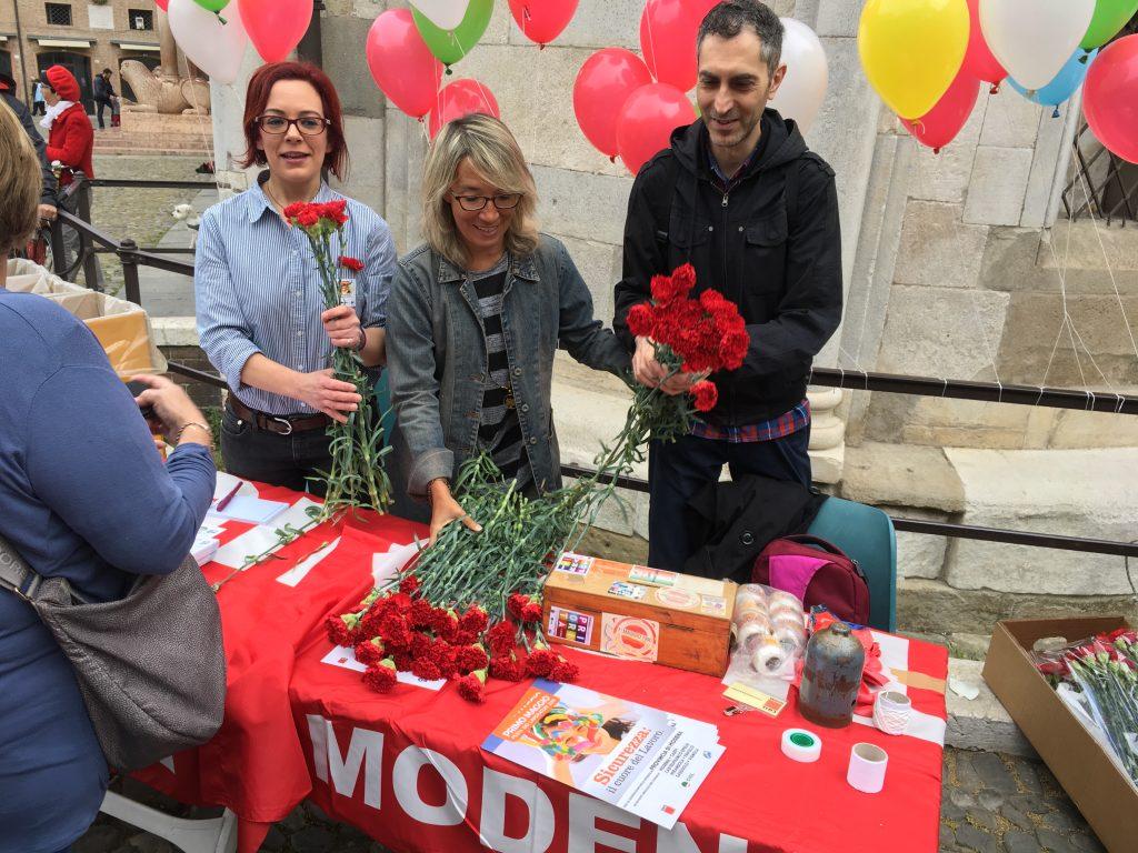 1° Maggio 2018 Modena
