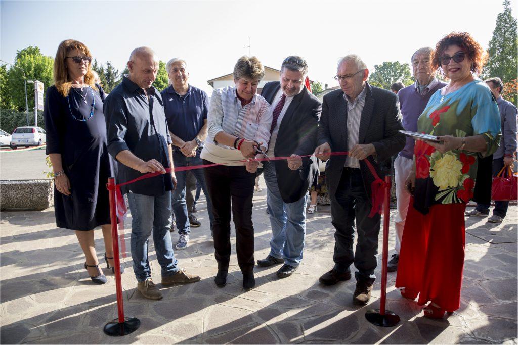 inaugurazione sede Cgil S.Felice 26.4.18