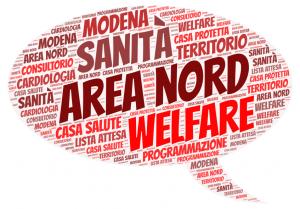 area nord Modena - prospettive sanità