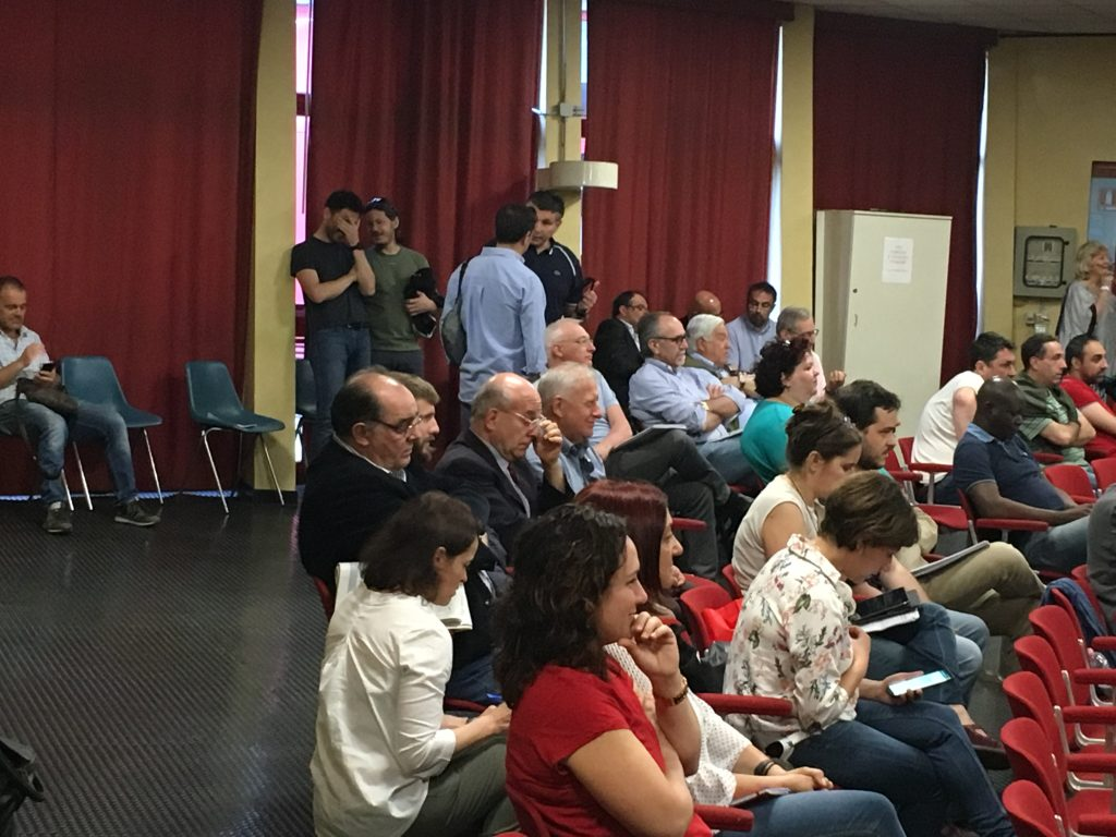 Assemblea generale Cgil Modena - Avvio 18° Congresso