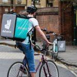 deliveroo - rider