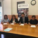 Confapi-OOSS accordo molestie 17.5.18