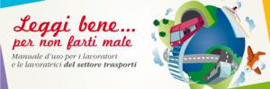 salute sicurezza lavoratori settore trasporti