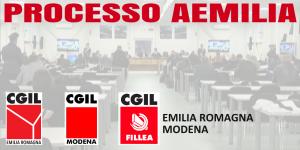 Processo aemilia richiesta rinvio a giudizio vicenda Safi / Bianchini