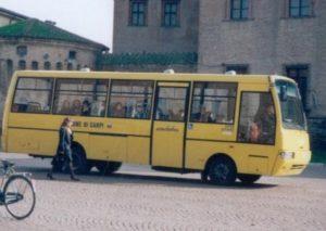 trasporto scolastico Terre d'Argine