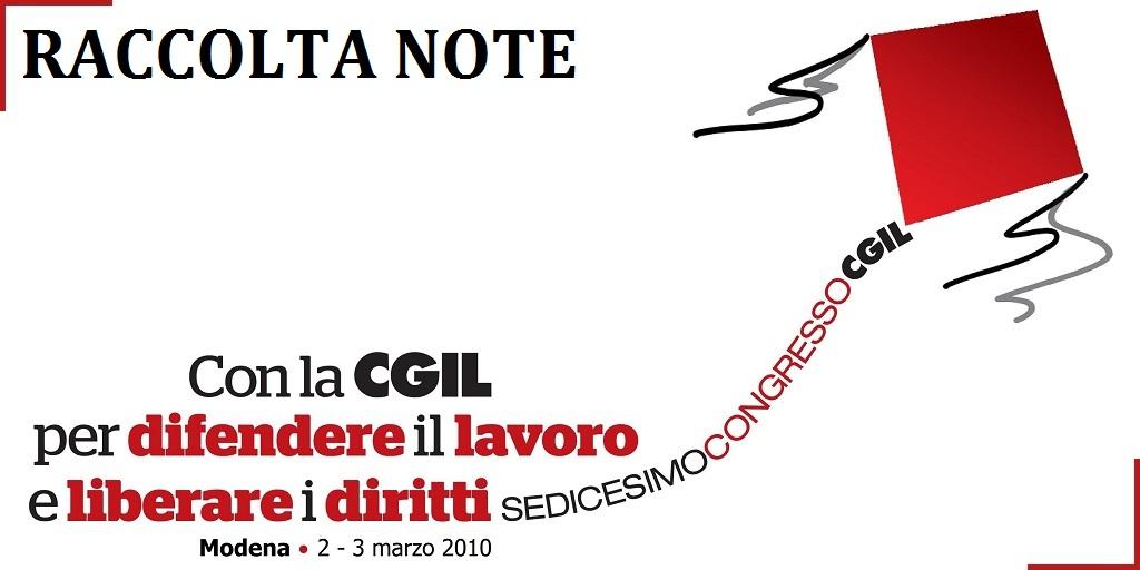 XVI Congresso CGIL Modena