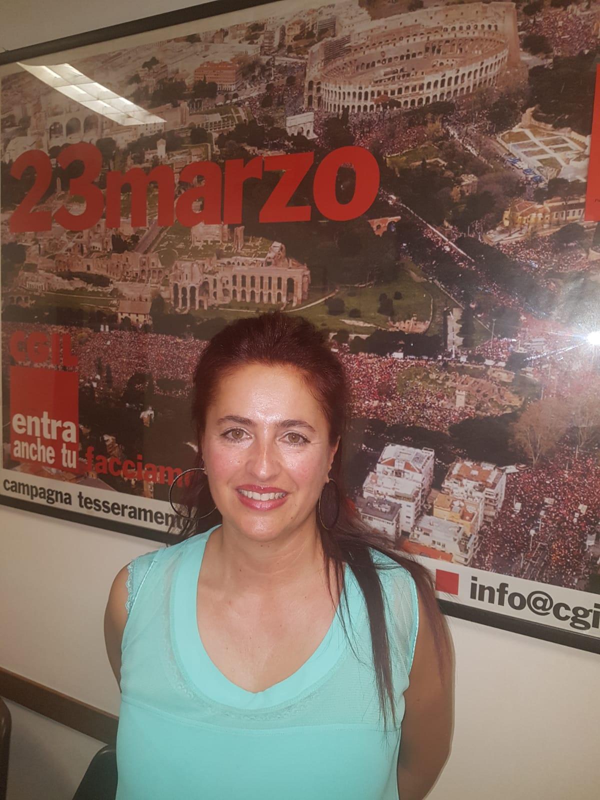 Marinella Ricci coordinatrice Pavullo