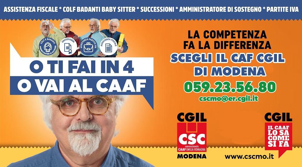 Csc Caaf Cgil nel labirinto dei tuoi diritti