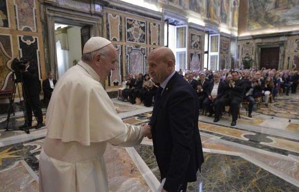 Anmil compie 75 anni. Incontro con Presidente Mattarella e Papa Francesco