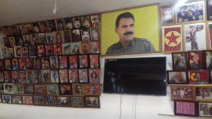 I caduti kurdi, uccisi dai turchi e fino alla recente occupazione Isis e riconquistata dopo un mese di lotta